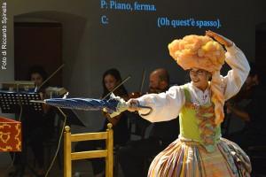 La Finta Tedesca - Spoleto 2015