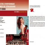 Recital Strasburgo - Ottobre 2013