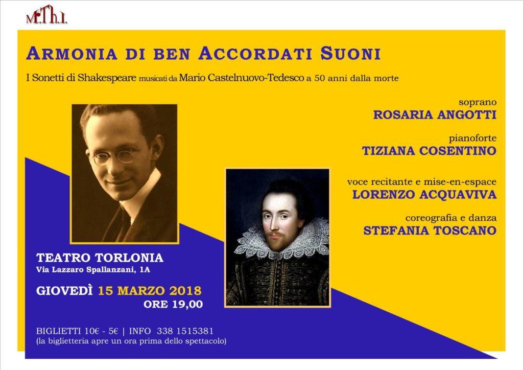 Rosaria Angotti - Armonia di ben accordati suoni
