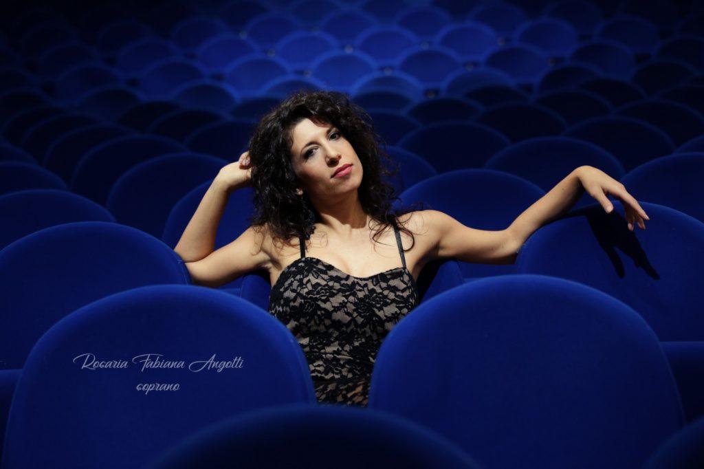 Rosaria Angotti - soprano